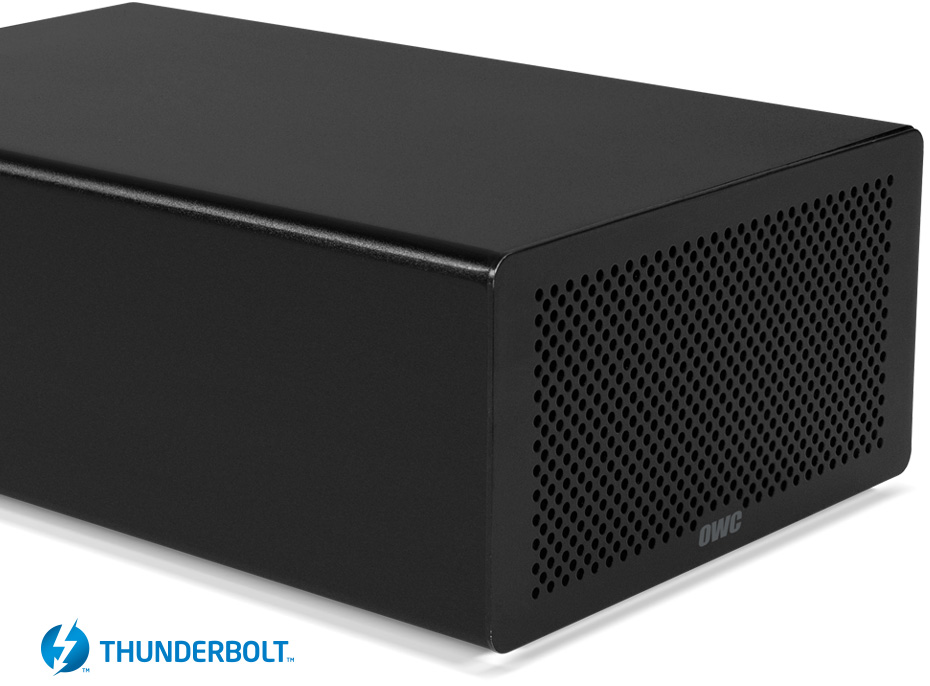 Helios II PCIe Thunderbolt Expansion Chassis