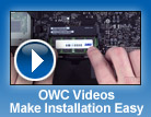 OWC Install Vids Make it Easy