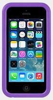 Purple KX Case for iPhone 5C