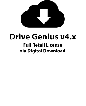 Drive Genius 4 Digital Download