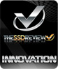 The SSD Review Innovation logo