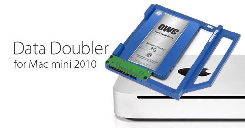 Mac mini 2010 Data Doubler