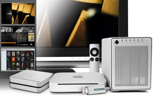 OWC Media Center Mac mini Turnkey Program
