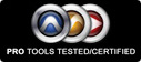Pro Tools Tested/Certified