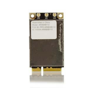 Apple / Broadcom AirPort Extreme 802.11n Wireless Mini-PCIe Card for Intel Mac Desktop & Notebooks