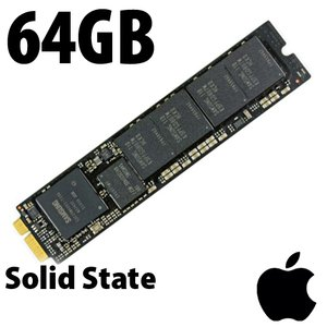 (*) 64GB Apple (Toshiba) Flash Storage for 2010-2011 MacBook Air *Pull*