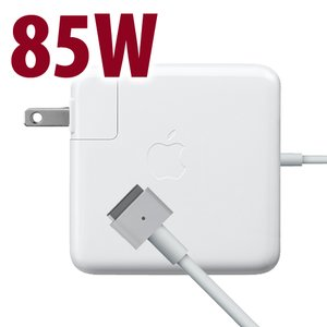 "Apple 85W MagSafe 2 Power Adapter for 15"" MacBook Pro w/Retina display Models. Bulk Packaged"