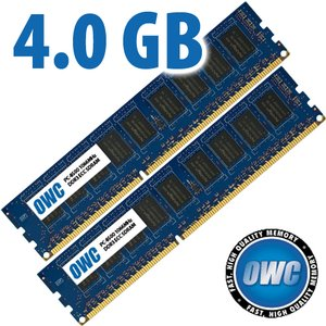 (*) 4.0GB (2x 2GB) PC8500 ECC SDRAM Matched Set for Apple Mac Pro 2009 & 2010 Nehalem Models
