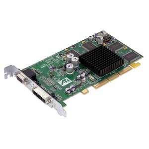 ATI Technologies RADEON 7500 MAC EDITION 32MB 2x/4x AGP Dual Head Video Card W/ ADC & VGA Ports
