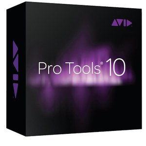 Avid Pro Tools 10: LE Crossgrade Version: Compose, record, edit, and mix music or sound for picture.