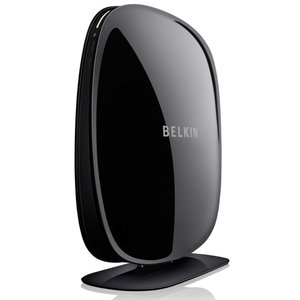 Belkin Dual-Band Wireless Range Extender MultiBeam Technology for Multi-Device Coverage