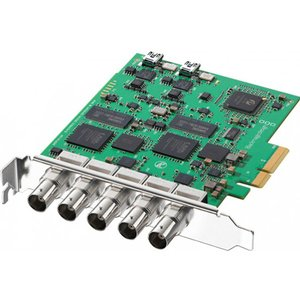 Blackmagic Design DeckLink Duo Professional editing with 2 SDI inputs & 2 SDI outputs