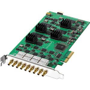 Blackmagic Design DeckLink Quad Professional editing with 4 SDI inputs & 4 SDI outputs