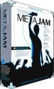 (*) BroadJam MetaJam Audio Software for Mac OS: Create 'Real CDs' - Web Post, Gig Scheduler & More