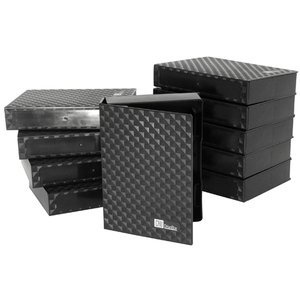"CRU Drivebox Anti-Static Case for 3.5"" Hard Drives (Pack of 10)"