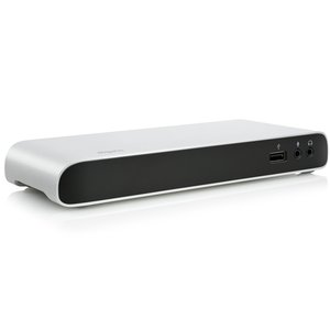 Elgato Thunderbolt 2 Dock - Refurbished. Two Thunderbolt 2 Ports, 3 USB 3.0, HDMI, GigE, Audio I/O