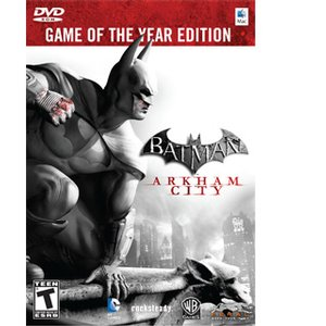 Feral Batman: Arkham City Game of the Year Edition. The Dark Knight descends