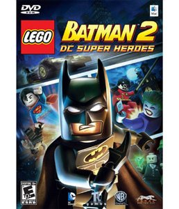 Lego Batman 2: The Videogame by Feral Interactive for Intel based Mac systems.