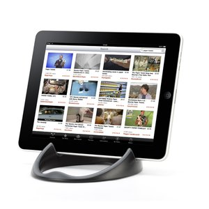 Griffin Loop Stand. For iPad, Kindle, Nook, & more. Stands your tablet in portrait or landscape