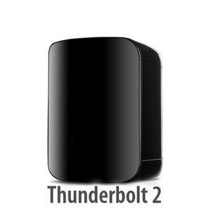 "NEW *Major Brand* Desktop 4-Bay Thunderbolt 2 HW RAID 0/1/5/10/Ind - Add Your Own 4 x 3.5"" Drive"