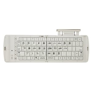 Hippih Foldable, Wireless, Ultra-Portable Bluetooth Keyboard