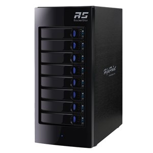 HighPoint Technologies RocketStor 6318A Thunderbolt 2 RAID Enclosure