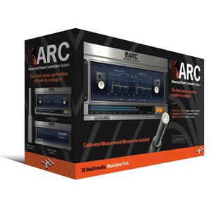(*) IK Multimedia ARC - Advanced Room Correction System