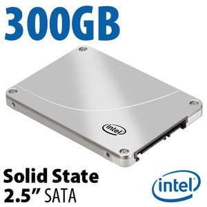 300GB Intel 710 Series 2.5-inch 9.5mm SATA 3.0Gb/s Enterprise Class Solid-State Drive