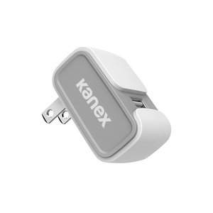 Kanex MiColor: 2.4A White Travel Charger