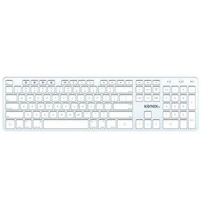 Kanex Multi-Sync v2: Bluetooth Keyboard for Mac. Share between iMac, iPhone, and iPad.