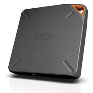 1.0TB LaCie FUEL: Wireless storage solution for iPad, iPhone, Mac, Apple TV, & other AirPlay devices