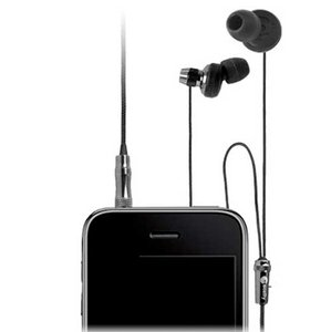 Macally HifiTune. Premium Stereo Sound Hands-Free Headset for iPhone