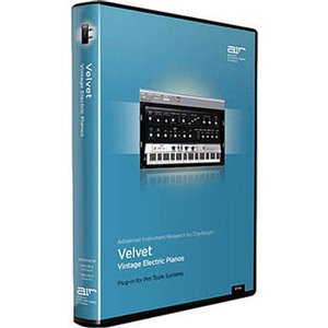 Digidesign Velvet. Digidesign's Electric Piano Virtual Instrument for Pro Tools
