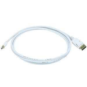 "1.8 Meter (72"") Mini DisplayPort to DisplayPort Video Cable: Exceptional Quality."