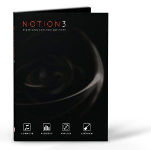 NOTION 3.0 - An advanced music program dedicated to bringing realism to musical vision.