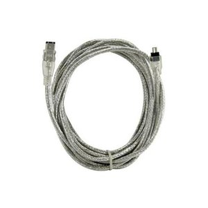 "4.0 Meter (157"") NewerTech FireWire 400 4-Pin (1394A) to FireWire 400 6-Pin (1394A) Cable"