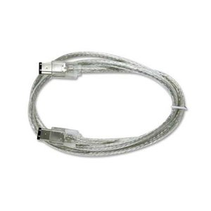 "0.9 Meter (36"") NewerTech FireWire 400 6-Pin (1394A) to FireWire 400 6-Pin (1394A) Cable"