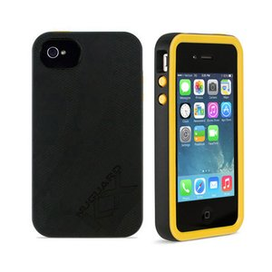 NewerTech NuGuard KX. Color: Buzz. X-treme Protection for Your iPhone 4/4S