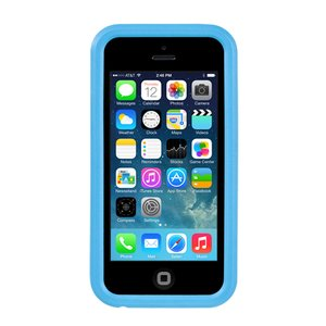 NewerTech NuGuard KX. Color: Blue. X-treme Protection for Your iPhone 5C
