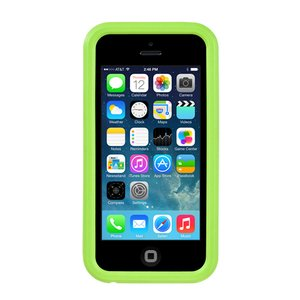 NewerTech NuGuard KX. Color: Green. X-treme Protection for Your iPhone 5C
