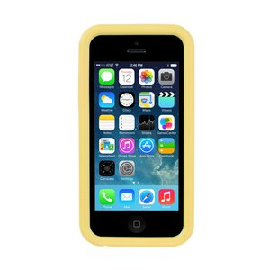 NewerTech NuGuard KX. Color: Yellow. X-treme Protection for Your iPhone 5C