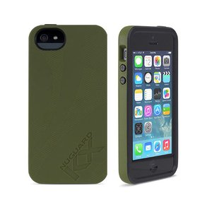 NewerTech NuGuard KX. Color: Nubar Forest. X-treme Protection for Your iPhone 5/5S