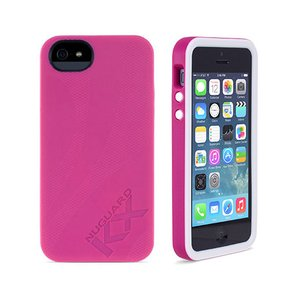 NewerTech NuGuard KX. Color: Rose. X-treme Protection for Your iPhone 5/5S