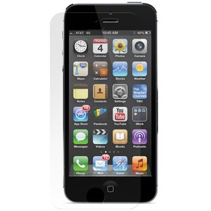 NewerTech NuVue Clear Screen Protector for iPhone 5/5S/5C  (2 Pack)