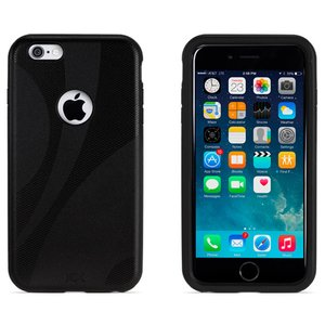 NewerTech NuGuard KX. Color: Black. X-treme Protection for Your iPhone 6/6s Plus