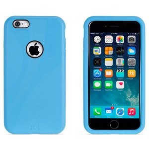 NewerTech NuGuard KX. Color: Blue. X-treme Protection for Your iPhone 6/6s Plus