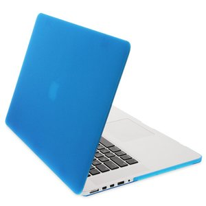 NewerTech NuGuard Snap-On Laptop Cover. Light Blue. Compatible with all 13-inch MacBook Air models.
