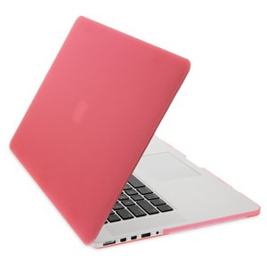 NewerTech NuGuard Snap-On Laptop Cover. Pink. Compatible with all 13-inch MacBook Air models.