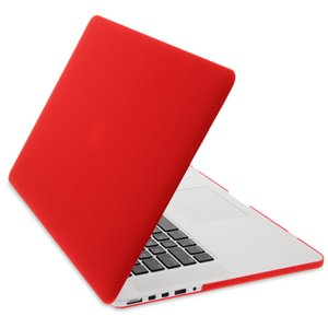 NewerTech NuGuard Snap-On Laptop Cover. Red. Compatible with all 13-inch MacBook Air models.