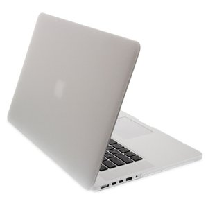 NewerTech NuGuard Snap-On Laptop Cover. White. Compatible with all 13-inch MacBook Air models.